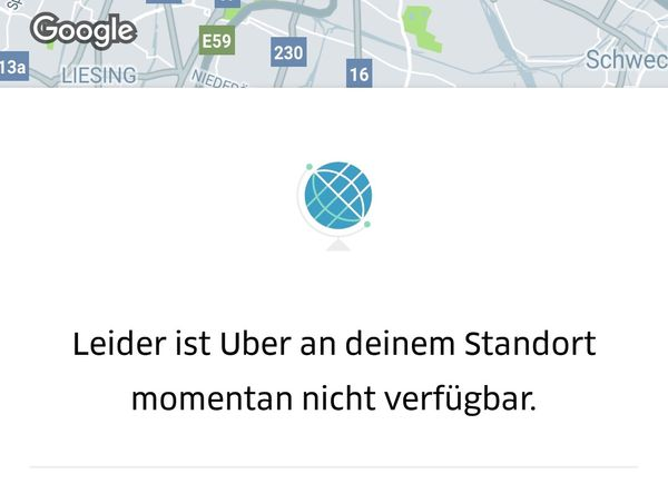 Uber Alternative für Wien - Taxi Apps